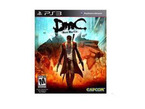 DMC (Devil May Cry)  Capcom for PS3 (Gold)