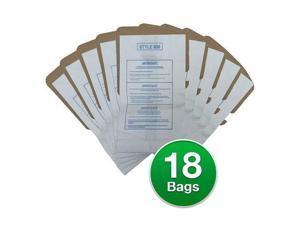 EnviroCare Eureka MM Vacuum Bags (2 Pack)