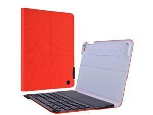 Mars Red  iPad Air Bluetooth Keyboard Folio Ultrathin Logitech 920-006165