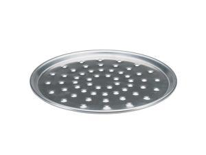 Nordic Ware Natural Commercial Thin Crust Pizza Pan, 14-inch, 46400