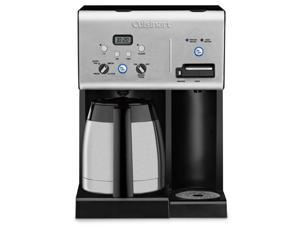 Cuisinart 10-c. Coffee Plus Thermal Programmable Coffee Maker with Hot Water System