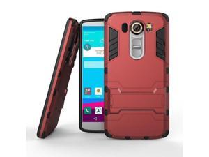 Armor Series LG V10 Case TPU and PC 2 in 1 Kickstand ...