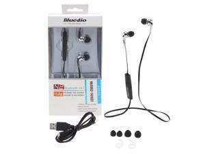 Bluedio N2 Bluetooth V4.1 Earbuds Multipoint Sweat-proof for Samsung S5 S4 S3 / BLACK