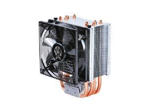 Antec Air Cooling A40 CPU Cooler 92MM with Heatpipes - Support Socket LGA775 / 1366 / 1155 / 1156 / AM2 / AM3 / AM2+