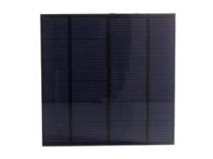 3W 6V 500mA Portable Solar Panel Module Solar System Battery Charger Power Bank