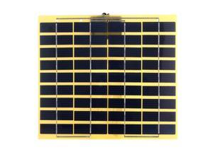 5W 18V 270mA Portable Solar Cell Solar Panel 12V Car Battery Charger Power