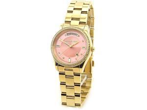0246ffb4cd73 Michael Kors Colette Gold-Tone Ladies Watch MK6143