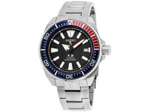Seiko Men's Prospex 44mm Steel Bracelet & Case Automatic Analog Watch SRPB99