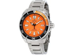 Seiko Men's Prospex 44mm Steel Bracelet & Case Automatic Analog Watch SRPC07