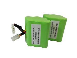 Neato XV-21 Vacuum Cleaner Battery 945-0005 (7.2v 3500 mAh 25.2 Whr) Ultra High Capacity Battery - Replacement For Neato Robotics 945-0005