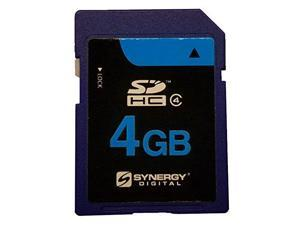 Samsung SC-MX20 Camcorder Memory Card 4GB Secure Digital High Capacity (SDHC) Memory Card