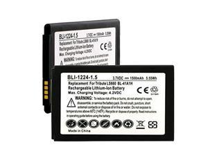 LG LS676 Cell Phone Battery (LI-ION 3.7V 1500mAh) - Replacement For LG BL-41A1H Cellphone Battery