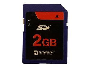 Panasonic Lumix DMC-FZ20 Digital Camera Memory Card 2GB Standard Secure Digital (SD) Memory Card