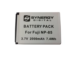 """""""SDNP85 Lithium-ion Rechargeable Battery - Ultra High Capacity (3.7V 2000 mAh) - Replacement for the Fuji NP-85 Camera Battery  For Fujifilm FinePix S1, FinePix SL240, SL260, SL280, SL305, SL300, SL10"""