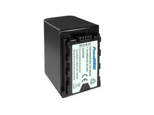 Panasonic AG-AC90 Camcorder Battery Lithium-Ion Battery Pack (7.2V 6000mAh) - Replacement for Panasonic VW-VBD58 Camcorder Battery