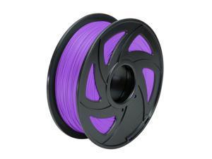 Creality 3D Printer Filament 1.75mm Purple Color PLA 1kg 2.2lb MakerBot RepRap