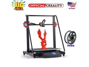 CREALITY CR-10 Max 3D printer print Triangle Automatic Leveling + Filament Gift
