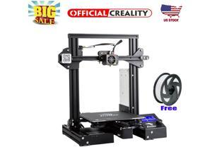 LCD Touchscreen Display 200 X 200 X 180 mm Free Sample PLA Filament And MicroSD Card Preloaded With Printable 3D Models Monoprice Inc 115711 Build Plate Monoprice Maker Select Plus 3D Printer With Large Heated