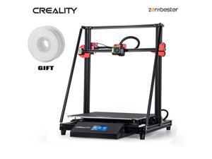 CREALITY CR-10 Max 3D printer Auto Leveling Triangle +White 1KG Filament Gift US