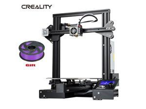 Creality Ender-3 Pro 3D Printer 220x220x250mm Magnetic Built Plate + Filament US