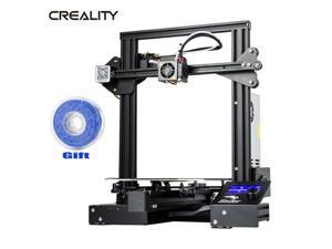 Creality Ender-3 Pro 3D Printer MeanWell Power 220x220x250mm + Filament Gift US