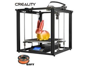 Creality Ender-5 Plus 3D Printer Auto Bed Leveling Large Size + Filament Gift US
