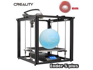 Creality Ender-5 Plus 3D Printer BL-Touch Auto Bed Leveling DIY +Red Filament US