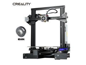 Creality Ender-3 Pro 3D Printer Thermal Runaway Protection + Black Filament US