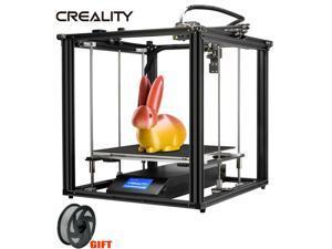 Creality Ender-5 Plus 3D Printer Auto Leveling Printing Resume +Gray Filament US