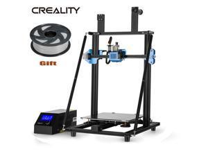 CREALITY CR-10 V3 3D Printer Titan Direct Drive 350W Power Supply +Gray Filament