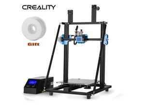 CREALITY CR-10 V3 3D Printer E3D Direct Drive 300*300*400mm + White Filament US
