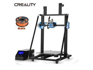 CREALITY CR-10 V3 3D Printer E3D Direct Drive 300*300*400mm + Orange Filament US