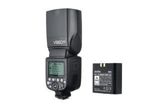 Godox V860II-N i-TTL HSS 2.4G Li-ion Battery Flash Speedlite for Nikon Camera