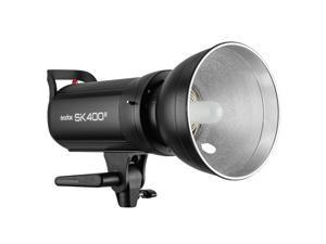 Godox SK400II  Professional Studio Strobe SK Series 110V Power 5600K Max 400WS GN58 flash studio light lamp