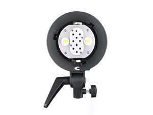 Godox AD-B2 Bowens Mount double tubes Light Head Bracket for AD200 Portable Flash Speedlite