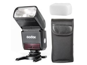 Godox Mini Thinklite TTL TT350F Camera Flash High Speed 1/8000s GN36 for Fuji  Digital Camera