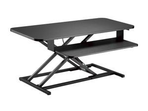 TygerClaw Gas Spring Sit-Stand Desk