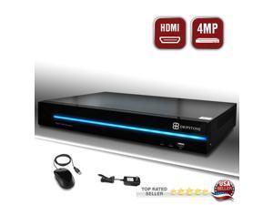 4MP 3MP 2MP XVR 8CH Channel CCTV Video Recorder TVI AHD CVI DVR 5-in-1 USA Tech Support