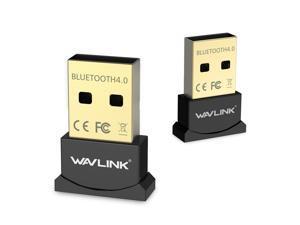 2 X Bluetooth V4.0 USB Adapter CSR chip Bluetooth adapter Bluetooth 4.0 Adapter Mini Nano Wireless Dongle Stick EDR USB 2.0 Dual-Mode Highspeed ship from US