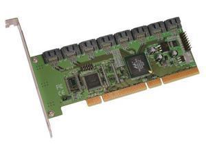 USBGear 8-Port SATA/PCI-X Controller SATA II 3Gbps Card