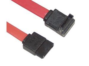 4in SATA III Device Cable Straight to Right Angle