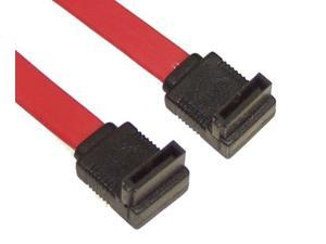 8in SATA Device Cable Right to Right Angle