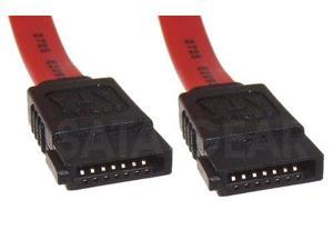 17in Internal SATA III Cable Straight to Straight