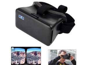 926947c3b93e NJ-1688C DIY 3D Cardboard Head Mount Plastic Virtual Reality 3D Video  Glasses for iPhone