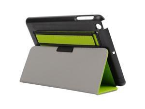 Toothpick Texture Horizontal Flip Solid Color Leather Case with Holder & Hand Strap for iPad mini