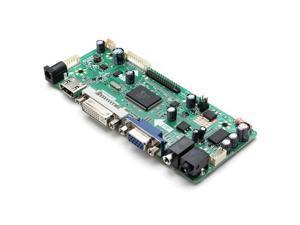 M.NT68676.2A HD Universal LCD Driver Board HDMI VGA DVI With Audio