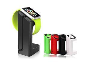 Watch Stand holder Charging Dock For Apple Watch 38mm 42mm Docking Station Desktop Green