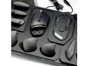James Donkey 007 Pro Gaming Mouse Detachable Parts 54 Unique Configurations