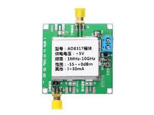 AD8318 Module Power Meter Log Detector 1M-8GHz 70dB Dynamic ALC AGC Control  - Newegg com