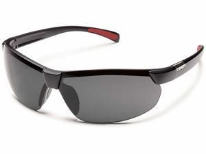 Suncloud Switchback Polarized Men's Semi-Rimless Sunglasses S-SKPPGYBK